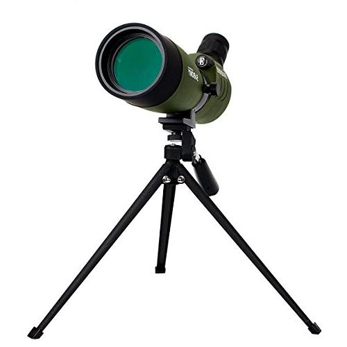 SVBONY Scope Bak4 Prism Spotting Scope Telescope IP65 Waterproof FMC Lens Tripod