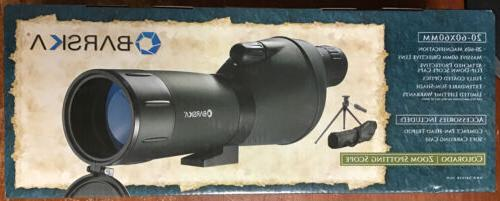 spotting scope 20 60x60mm colorado table top