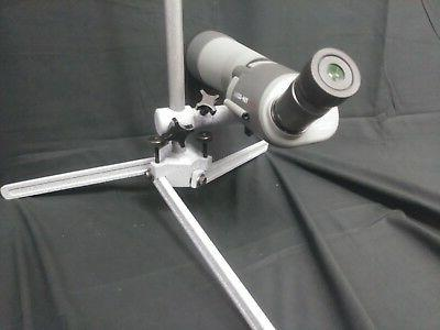 Spotting ADJUSTABLE stand Gray/White