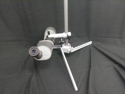 Spotting stand Power-Small-bore Gray/White