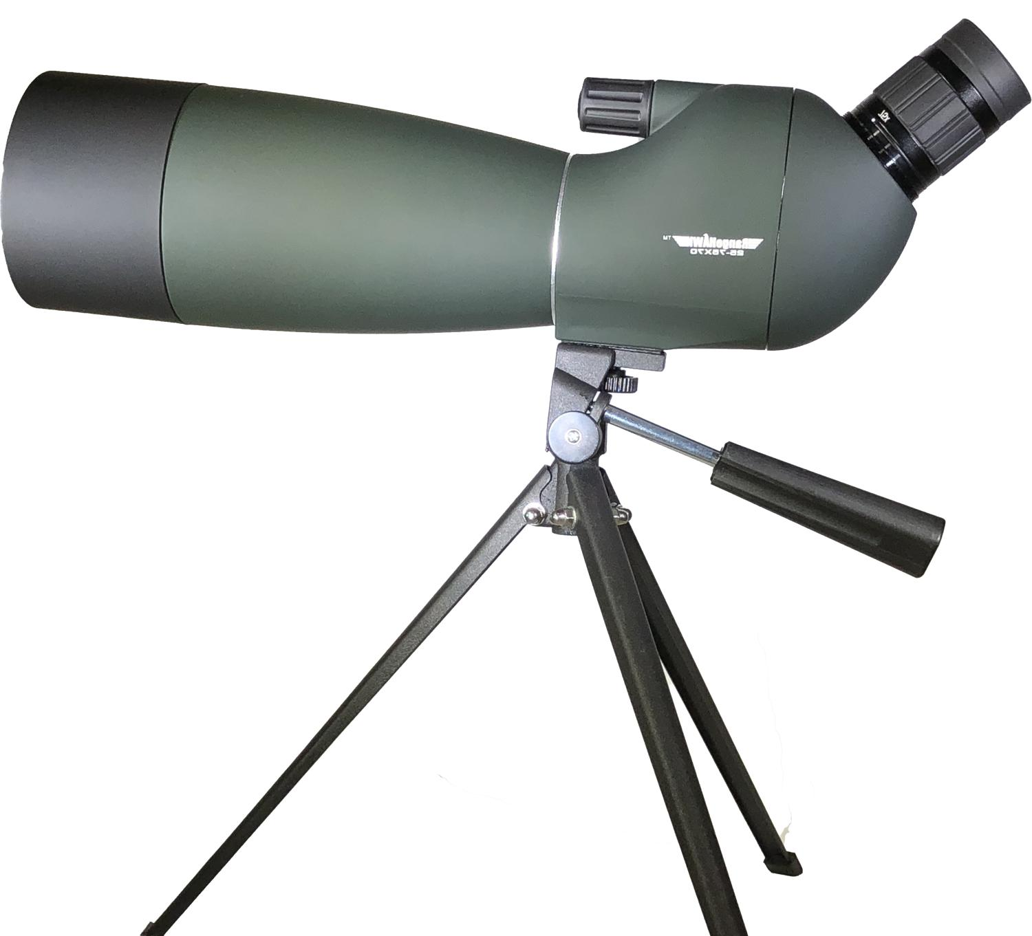 spotting scope powerful magnification