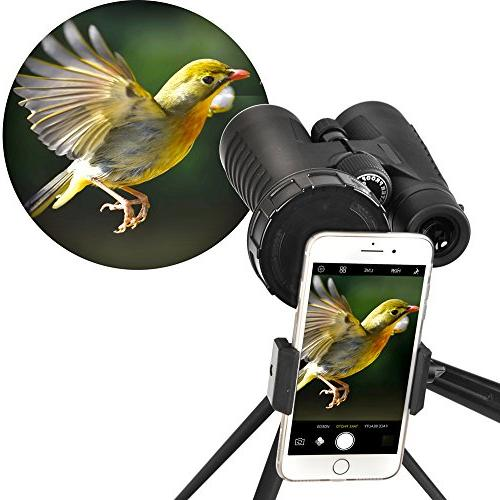 Cell Phone for Vortex Celestron Barska Spotting Eyepiece with Binoculars Monocular Scope For 6Plus and More