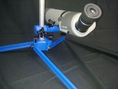 Spotting rod-High Power-Small-bore-ADJUSTABLE LEGS-BLUE