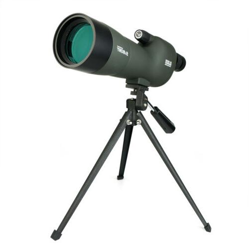 Spotting Scopes 20-60x60 for Hunting