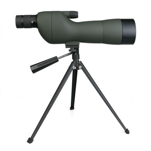 Spotting Scopes SVBONY 20-60x60 Waterproof for Hunting