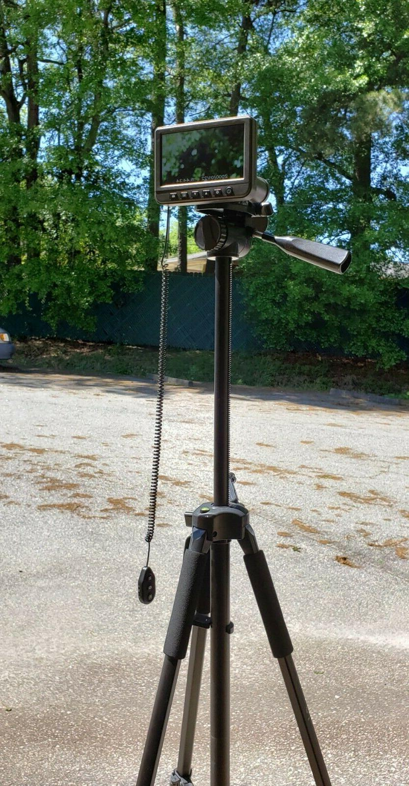 """Vividia LCD Scope with 5"""" LCD Monitor 1080P Video"""