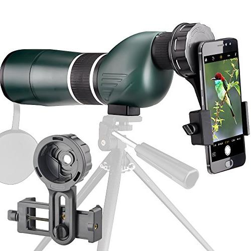 Scope Portable Tripod and Digiscoping