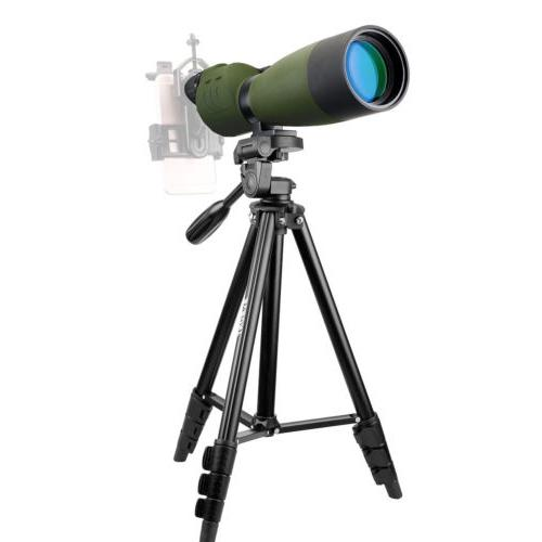SV 25-75x70mm Spotting Target Shooting+54""