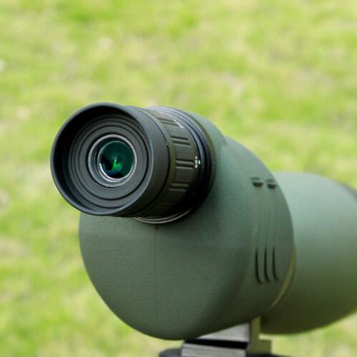 SV 25-75x70mm Straight Spotting Shooting+54""
