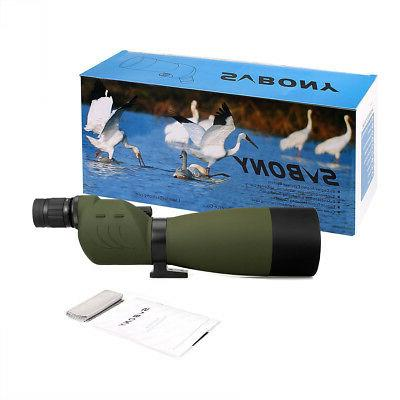 SV17 Waterproof 25-75x70mm Spotting Shooting+Hunting
