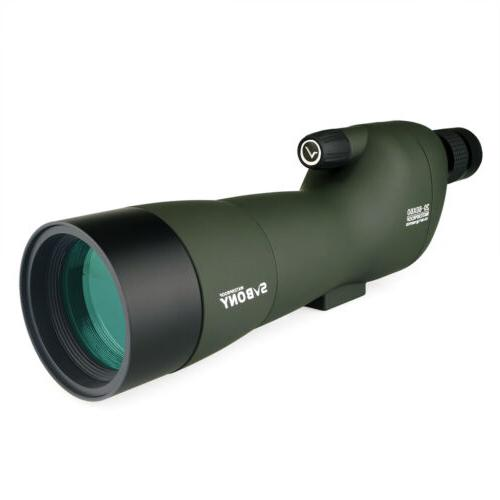 Spotting Scopes 20-60x60 Waterproof BK-7 for Hunting