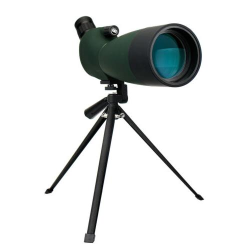 SVBONY Zoom Spotting Scopes Angled BK-7