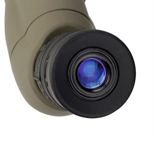 Spotting Scope 20-60x80mm 45° FMC Spotting US
