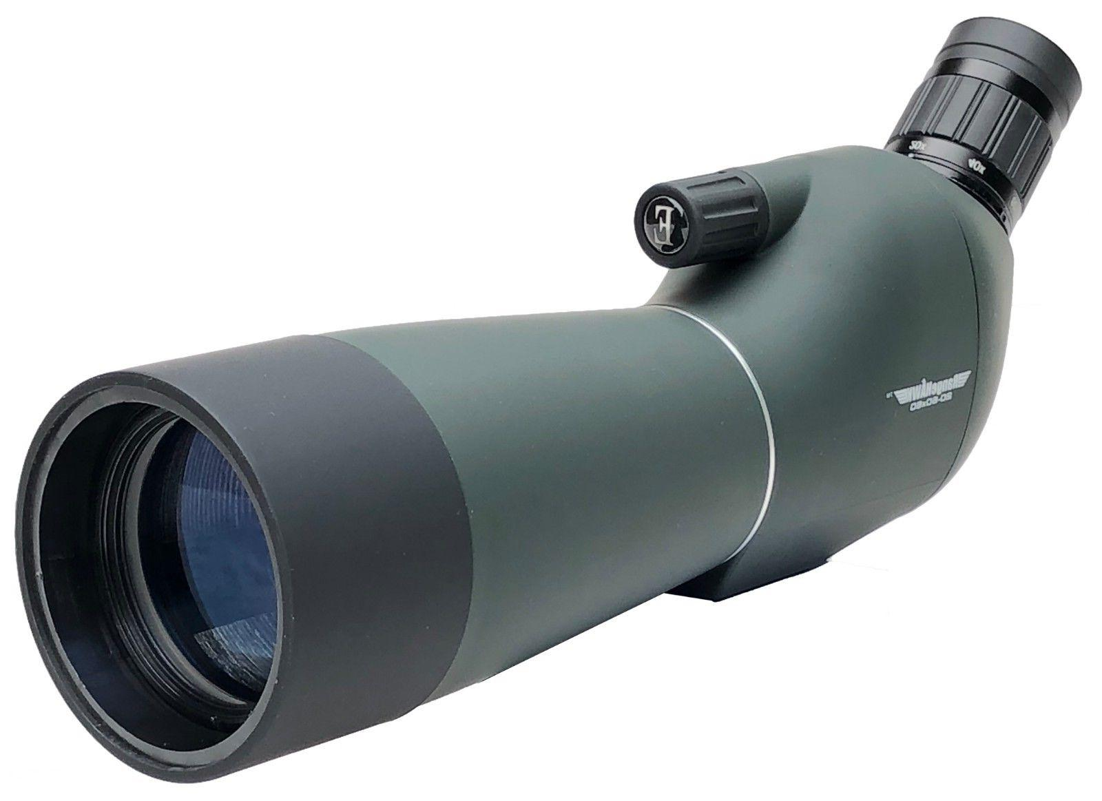target shooting spotting scope magnification
