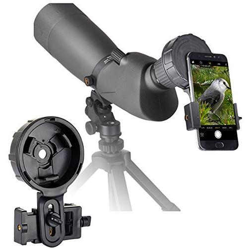 Gosky Quick Cell Digiscoping Compatible with Binoculars All Brands
