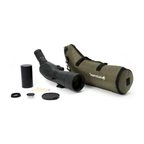 Celestron TrailSeeker 65-45 and Adapter