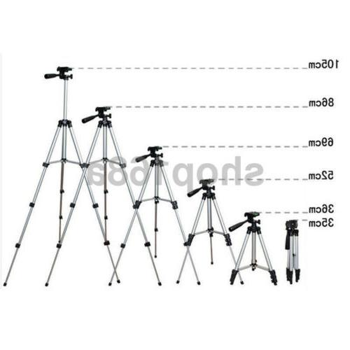 Universal Aluminum Stand For Canon Camera