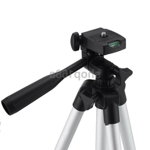 Universal Portable Aluminum Stand For Nikon Camera Camcorder Gift
