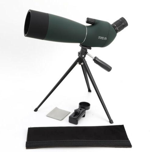 Spotting 25-75X70 Telescope With For Target