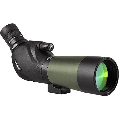 waterproof spotting scope bak4 angled
