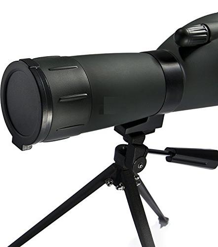 20-60x60mm Scope Monocular Telescope with Scope