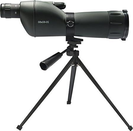 zoom angled spotting scope monocular