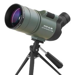 MAK 25-75X70 Angled Spoting Scopes For Target Shooting Water