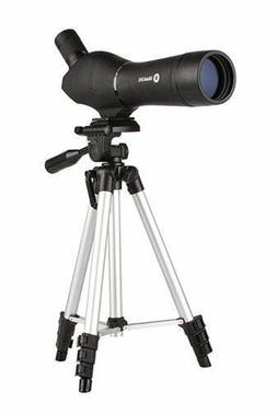 "NEW Simmons 20-60x60mm Zoom Blazer Spotting Scope + 44"" Trip"