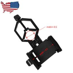 Universal Telescope Cell Phone Mount Adapter for Monocular S