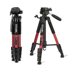 Non-slip Rubber Feet ZOMEI Q111 Aluminum Alloy Tripod for DS