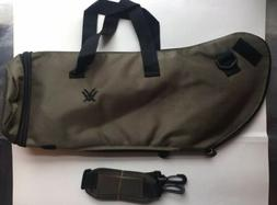 Vortex Padded Spotting Scope Case, Optics Angled Soft Green