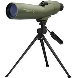 Portable Straight Spotting Scope Hunting Accessory Binocular