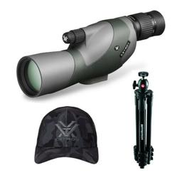 Vortex Razor HD 11-33x50 Spotting Scope  with Tripod and Hun