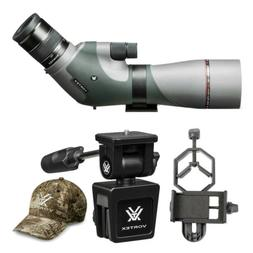 Vortex Razor HD 16-48x65 Angled Spotting Scope with CWM and