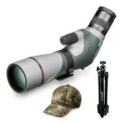 Vortex Razor HD 16-48x65 Angled Spotting Scope with High Cou