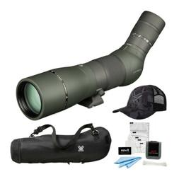 Vortex Optics Razor HD 22-48x65 Spotting Scope Angled with F
