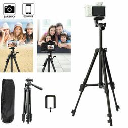 Smartphone Tripod Mount Phone Camera Holder Adapter Attachme