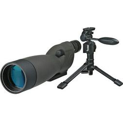 Tasco Spotting Scope 20-60 X 60 Gray/Black WC206060