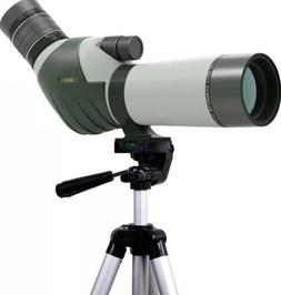 Emarth Spotting Scope 20x60x60 - With Tripod And Carry Case-