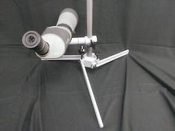"Spotting scope ADJUSTABLE LEGS stand 7/8"" rod-High Power-Sma"