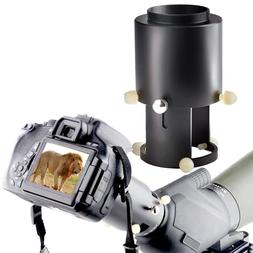 Spotting Scope Camera Adapter-for Camera Connect to Spotting