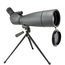 Visionking Spotting Scope 20-60x80 Monocular Telescope for W