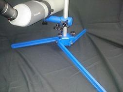 "Spotting scope stand 7/8"" rod-High Power-Small-bore-ADJUSTAB"
