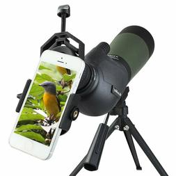 SVBONY Spotting Scope Telescope 25-75x70mm Bird Scopes