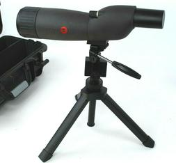 Simmons Spotting Shooting Scope Model 846060S Tripod and Cas