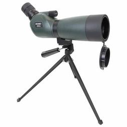 Carson SS-560 15-45 x 60mm Everglade Spotting Scope -