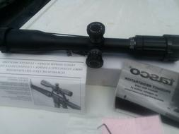 TASCO / SS10x42 / Sniper Rifle Scope / 10X42 / In Box W/ Cov