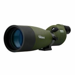 Straight Spotting Scopes SV17 25-75x70mm for Target Hunting