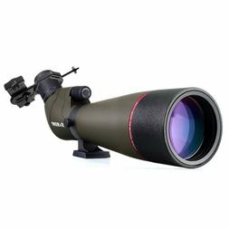 SVBONY SV13 20-60x80mm Zoom Spotting Scopes FMC Waterproof+C