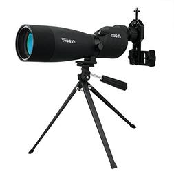 SVBONY SV17 Spotting Scope with Tripod Telescope for Target